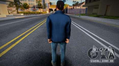 Dean Winchester 2.0 From Supernatural para GTA San Andreas