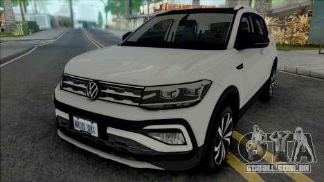 Volkswagen T-Cross 280 TSI 2021 para GTA San Andreas