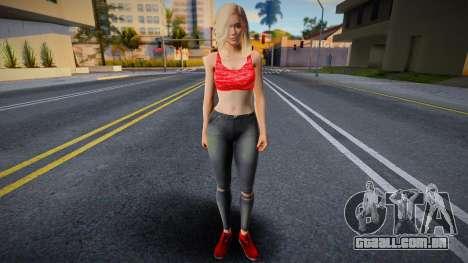 Helena v9 para GTA San Andreas