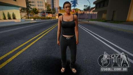 New Cat HD Casual Style GTA SA Catalina para GTA San Andreas