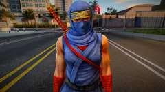 Dead Or Alive 5 - Ryu Hayabusa (Costume 2) para GTA San Andreas