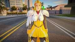Helena Cosplay: Darkness from Konosuba para GTA San Andreas