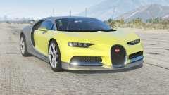 Bugatti Chiron 2016〡add-on v3.0b para GTA 5