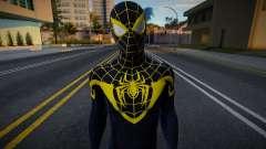 Spider-Man Miles Morales Uptown Pride Suit para GTA San Andreas