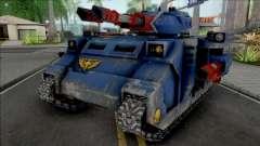 Ultramarines Predator Annihilator para GTA San Andreas