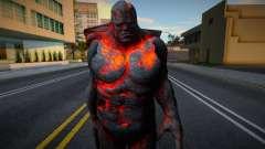 Perses (Titan) God of War 3 para GTA San Andreas