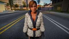 Dead Or Alive 5 - Lisa Hamilton 2 para GTA San Andreas