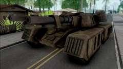 GDI Mammoth Mk.I from Command & Conquer para GTA San Andreas