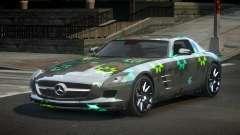 Mercedes-Benz SLS PS-I S4 para GTA 4