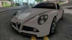 Alfa Romeo 8C Competizione 2007 SA Style