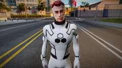 Fantastic 4: Mr Fantastic Future Foundation para GTA San Andreas