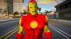 Marvel End Time Arena - Iron Man (Classic) para GTA San Andreas