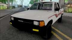 Toyota Hilux 1990 KSA para GTA San Andreas