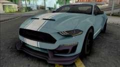Ford Mustang Shelby Super Snake 2019 [HQ] para GTA San Andreas