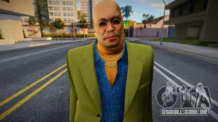 Ed - Yakuza 6 para GTA San Andreas