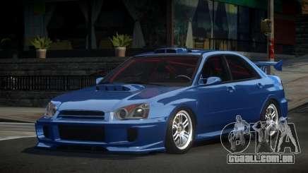Subaru Impreza G-Tuning para GTA 4