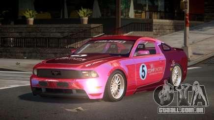 Ford Mustang GS-R L8 para GTA 4