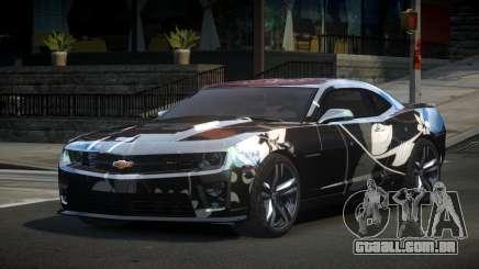 Chevrolet Camaro Qz S6 para GTA 4