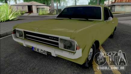 Opel Rekord C Coupe 1969 para GTA San Andreas