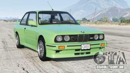 BMW M3 (E30) 1991〡HQ exterior para GTA 5