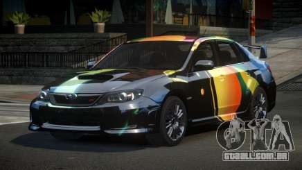 Subaru Impreza SP-R S3 para GTA 4