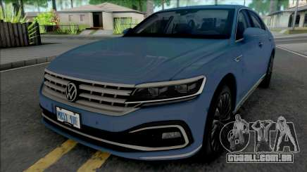 Volkswagen Phideon 380 TSI 2021 para GTA San Andreas