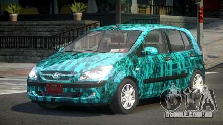 Hyundai Getz GS PJ9 para GTA 4