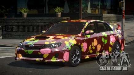 Subaru Impreza SP-R S1 para GTA 4