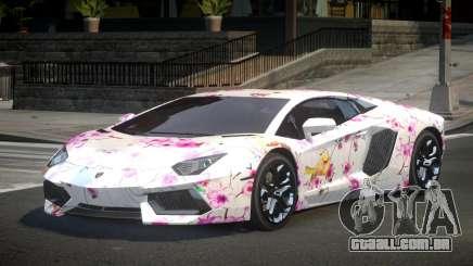 Lamborghini Aventador Zq S6 para GTA 4