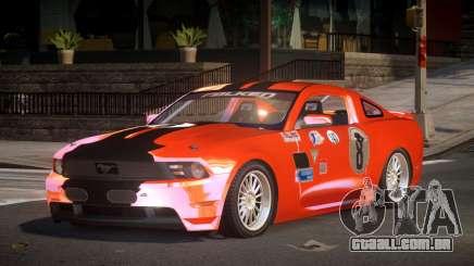 Ford Mustang GS-R L2 para GTA 4