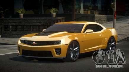 Chevrolet Camaro Qz para GTA 4