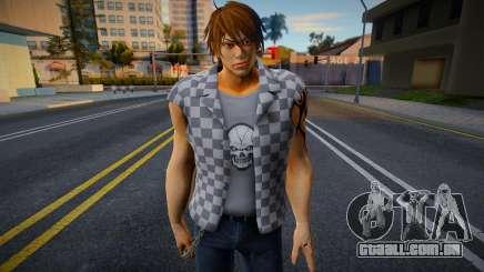 Shin Casual Tekken (Bad Boy 2) para GTA San Andreas