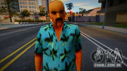 VCS Diaz Goons v1 para GTA San Andreas