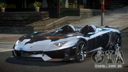 Lamborghini Aventador GST-J S8 para GTA 4