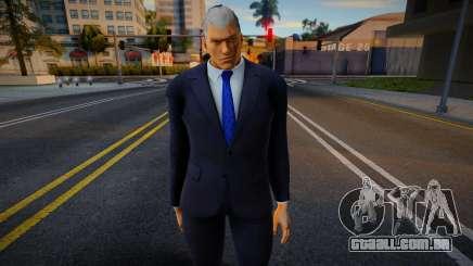 Bryan Just Business 2 para GTA San Andreas