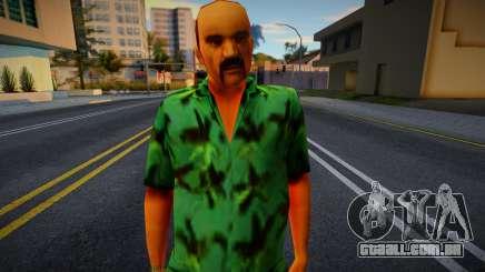 VCS Diaz Goons v7 para GTA San Andreas