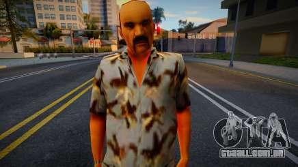 VCS Diaz Goons v3 para GTA San Andreas