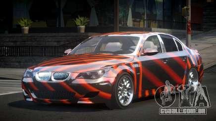 BMW M5 E60 GS S5 para GTA 4