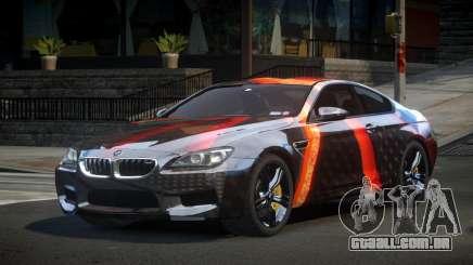 BMW M6 F13 GST S6 para GTA 4