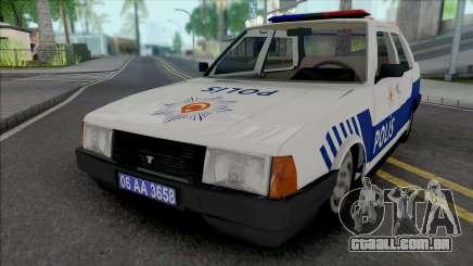 Tofas Sahin Polis para GTA San Andreas