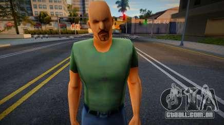 VCS Vance Gang v8 para GTA San Andreas