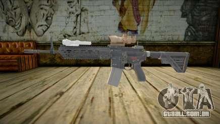 HK416 A7- Jebirun para GTA San Andreas