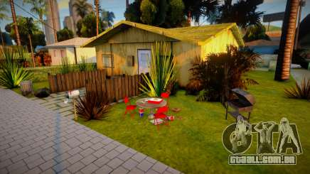 Mapping Denise House para GTA San Andreas