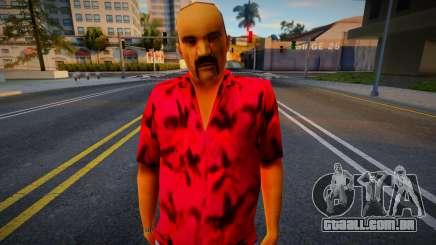 VCS Diaz Goons v9 para GTA San Andreas