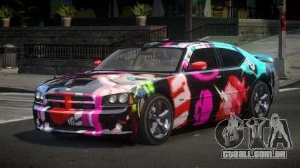 Dodge Charger SRT Qz S4 para GTA 4