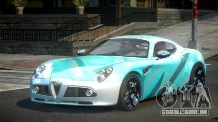 Alfa Romeo 8C Qz S2 para GTA 4
