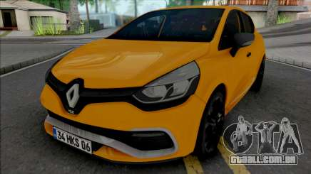 Renault Clio RS (34 HKS 06) para GTA San Andreas