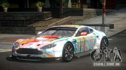 Aston Martin Vantage GS-U S7 para GTA 4