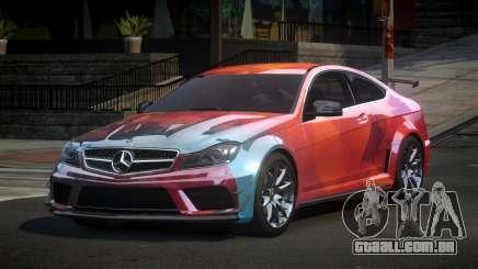 Mercedes-Benz C63 G-Tuning S1 para GTA 4