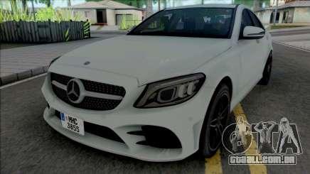 Mercedes-Benz C200 2020 para GTA San Andreas